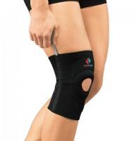 Повязка TONUS ELAST неопреновая для фиксации коленного сустава с пружинными вставками 9903-01 - Мир здоровья