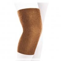 Бандаж на коленный сустав согревающий. Верблюжья шерсть ККС-Т4 - Мир здоровья