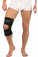 Бандаж на коленный сустав с полицентрическими шарнирами Т-8508 - Мир здоровья